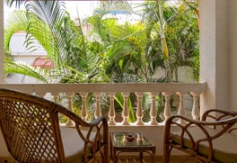 good resorts in goa