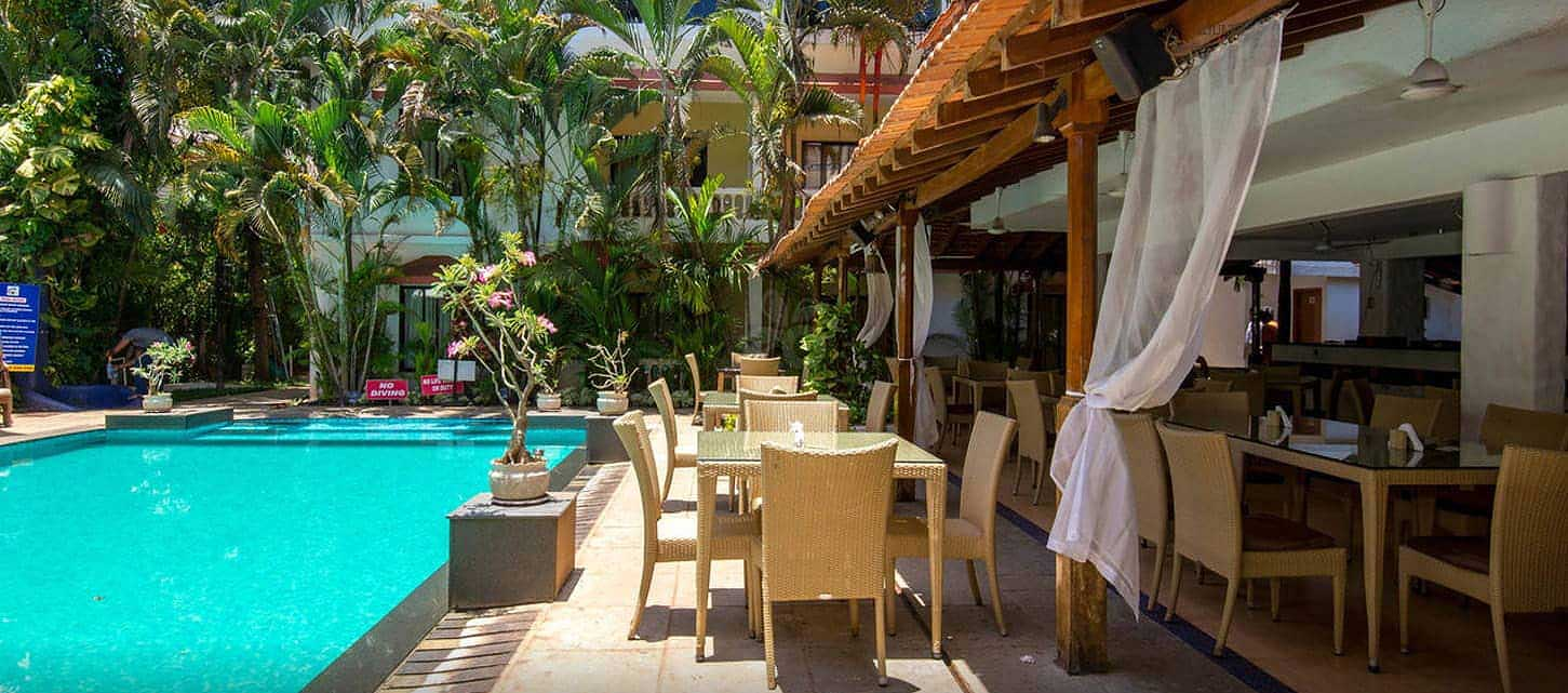 Casablanca Beach Resort Candolim Goa